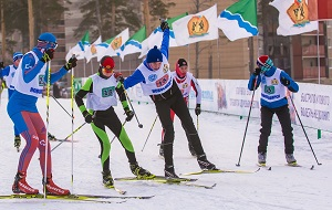 Первенство города Новосибирска «Вечерняя эстафета, посвященная дню зимних видов спорта»