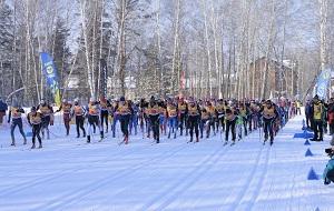 Всероссийские соревнования «Новосибирский классический марафон»